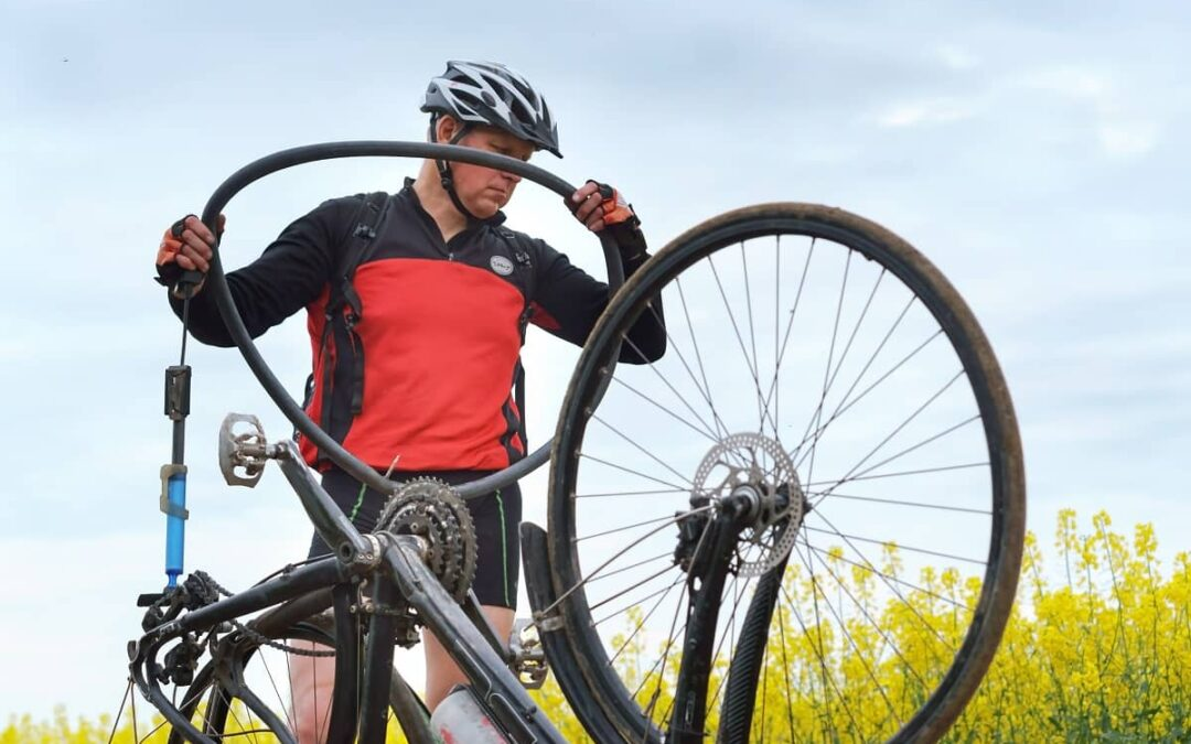 How to Prevent a Puncture on Your Bicycle